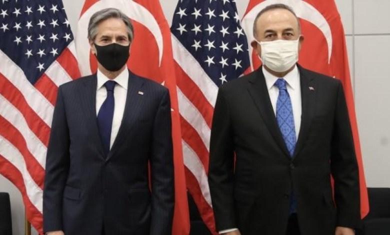 تركيا امريكا
