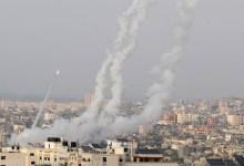 صورة تواصل الاشـ.ـتباكات الصـ.ـاروخية.. تحـ.ـركات عربية وحماس تؤكد موقـ.ـفها