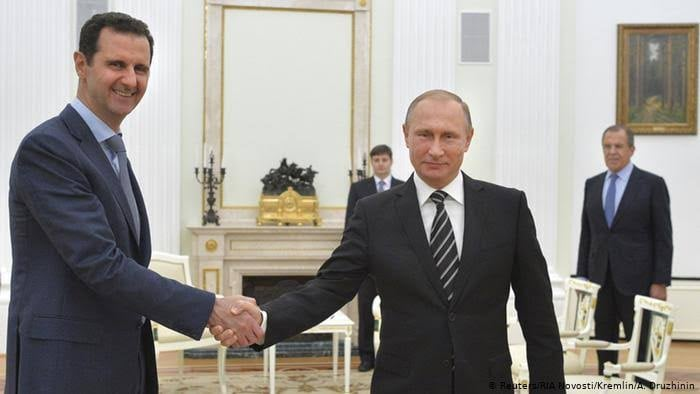 193288883 779410056108043 6415057891056719552 n - شاهد.. روسيا تهنئ الأسد بفوزه بالانتخابات وتوضح للسوريين القادم في سوريا