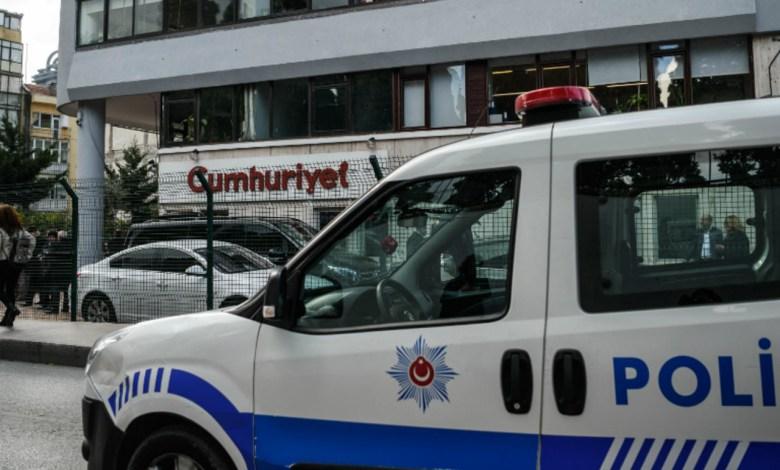 260417 turkey police 0 - عقـ.ـب الاعلان عن انتهاء الحـ.ـظر في تركيا.. تغـ.ـريم عشرات المواطنين في هذه الولاية لهذه الأسباب