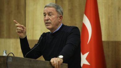 صورة تصريحات هامة لوزير الدفاع التركي عن خطوات هامة ستقوم بها بلاده في إدلب