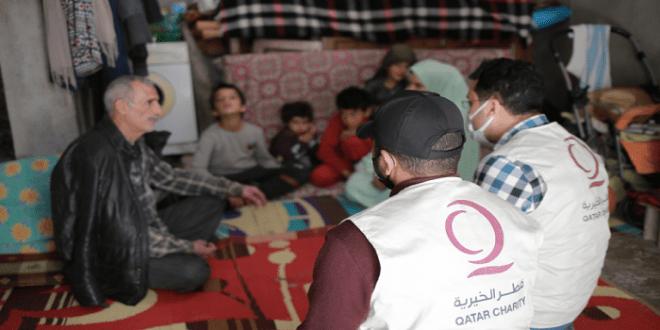 img 1620053472 660x330 1 1 - هام.. قطر تبدأ بتوزيع زكاة فطرهم على السوريين في هذه المدن التركية