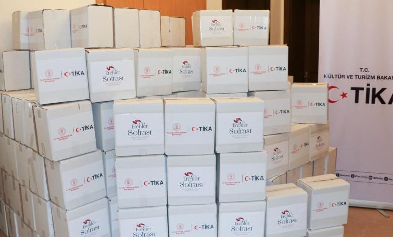 tika aa 1574703 - شاهد بالصور جمعية تيكا التركية تنظم مأدبة إفطار لأكثر من 250 طفا يتـ.ـيم