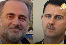 صورة فراس الأسد من جديد يكشف سـ.ـر كبير حدث في عـ.ـزاء باسل الأسد وسط القرداحة وبحضور حافظ وبشار