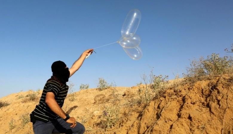 .jpg?resize=780%2C450&ssl=1 - إطـ.ـلاق بالونات حـ.ـارقة من غزة.. واجتماع إسـ.ـرائيلي لاستئناف الحـ.ـرب