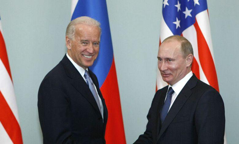 بايدن روسيا امريكا - أوكرانيا واحدة من نقاط الخـ.ـلاف الأساسية في قمة جنيف.. وروسيا تتحدث عن الخط الأحمر