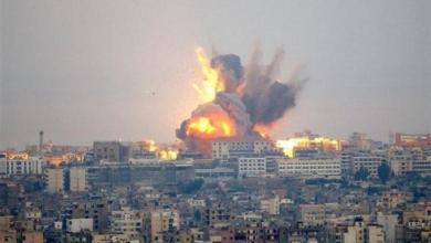صورة قذائـ.ـف ليـ.ـزرية جديدة فائقة الدقـ.ـة على مدينة سوريا..إليك التفاصيل