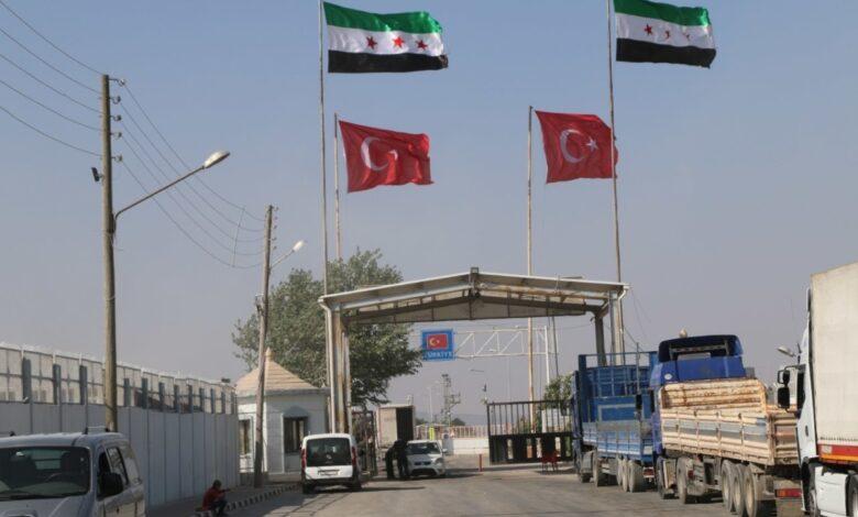 باب الهوى 780x470 1 - دولة كبرى تستعد لفتح معـ.ـابر جديدة على الحدود السورية-التركية.. إليك التفاصيل