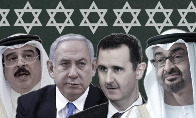 """2 35 - ما هي نوايا """"بشار الأسد"""" حيال التطبيع مع الدول العربية..؟ المصادر تجيب"""