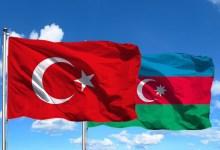 """صورة """"جيـ.ـش ناطـ.ـق بالتركية"""".. خطـ.ـط بين تركيا وأذربيجان تثـ.ـير قـ.ـلق روسيا.. إليكم التفاصيل"""