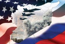 """صورة صحيفة """"الشـ.ـرق الأوسط"""" تكشف عن مقـ.ـترح جديد بين روسيا والولايات المتحدة بشـ.ـأن سوريا"""
