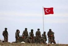 صورة الجيش التركي يتحرك في محافظة سورية عابرا الحدود تنفيذا لأوامر القيادة العامة