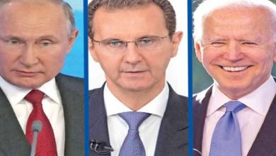 صورة موسكو تتحدث عن تسوية وحل في سوريا عقب التوافق الدولي الأخير ..إليك التفاصيل