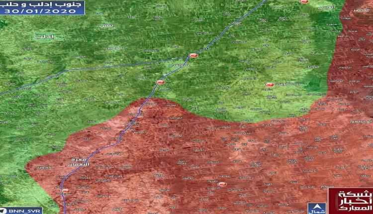 photo ٢٠٢١ ٠٥ ٠١ ١٦ ٠٧ ٥٩ - تركيا تطلب رفع الجاهزية في إدلب فما هي الأسباب..؟ المصادر تجيب