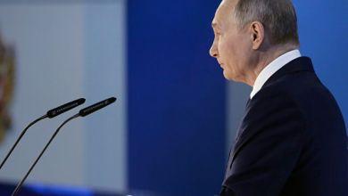 صورة بالتـ.ـزامن مـ.ـع الصـ.ـمت الروسـ.ـي عـ.ـن مـ.ـجازر النـ.ـظام السـ.ـوري.. اجتمـ.ـاع عاجـ.ـل بيـ.ـن بوتـ.ـين والمـ.ـلك عبـ.ـد لله مـ.ـن أجـ.ـل سـ.ـوريا