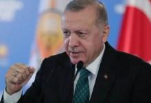 """صورة الرئيس التركي """"أردوغان"""" يشكر """" حزب سوري ويوجه كلمة للسوريين وهذا ما قاله عنهم"""