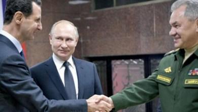 صورة بوتين يدلي بتصريحات جديدة حول سوريا وهذا ما جاء فيها