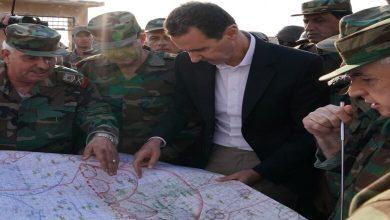 صورة وكالة روسية تتحدث عن تعزيزات ضخـ.ـمة لقوات النظام وصلت إلى هذه المحافظة السورية..إليك التفاصيل