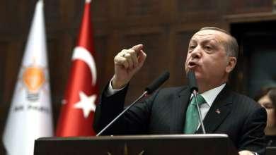 صورة أردوغان يحـ.ـذر بشار الأسد بهذه الطريقة