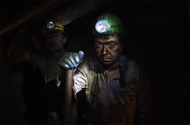 Coal-mine-workers