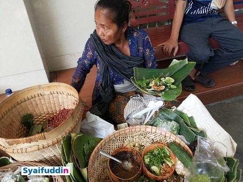 Pecel Aneka Sayuran (foto dokpri)