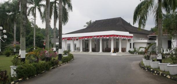 Rumah Eks Residen Bangka