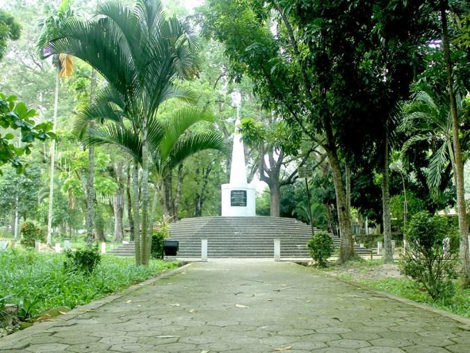 Taman Sari alias Wilhelmina Park