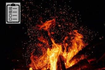Чек-лист прибирання після пожежі