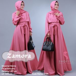 supplier zamora dress