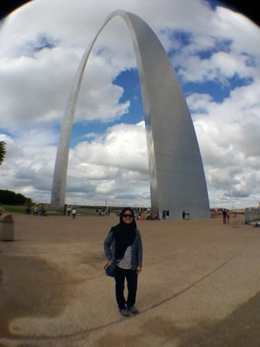 Gateway Arch St Louis