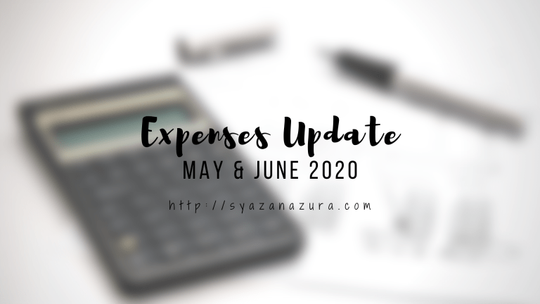 may june 2020 expenses