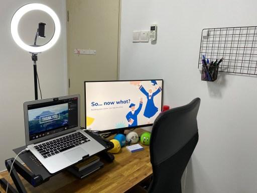 home office syaza nazura
