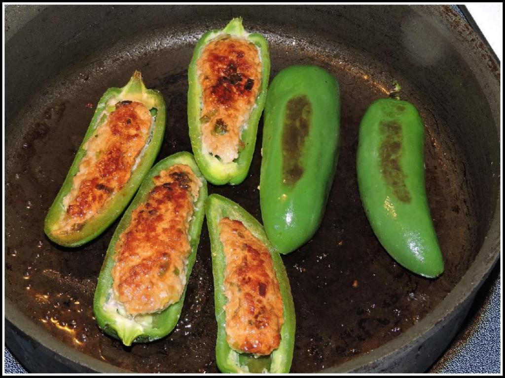 The Preliminary Frying of the Peppers