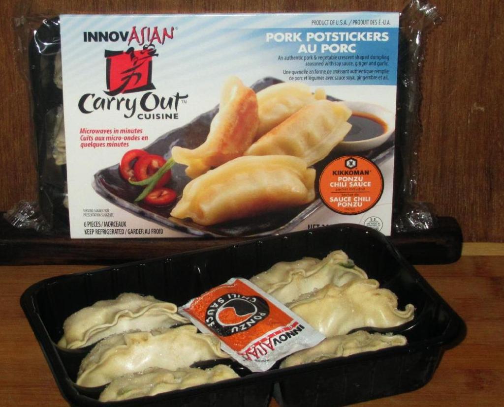 InnovAsian Cuisine Potstickers