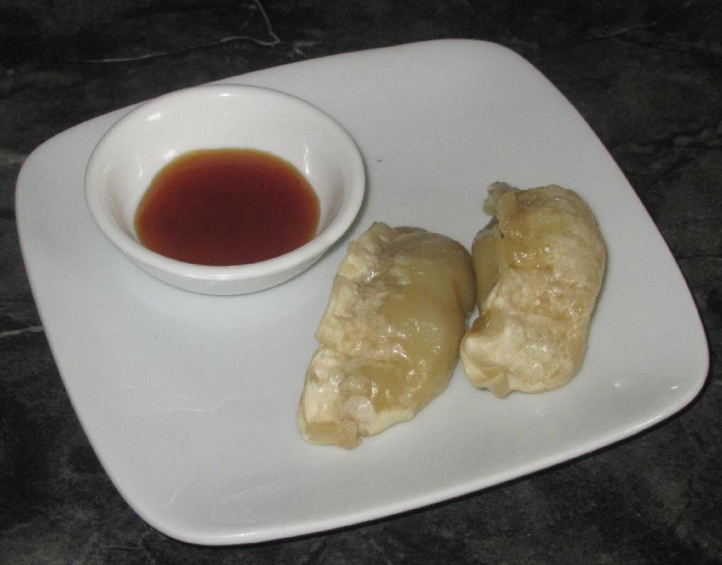 Microwaved InnovAsian™ Cuisine Potstickers