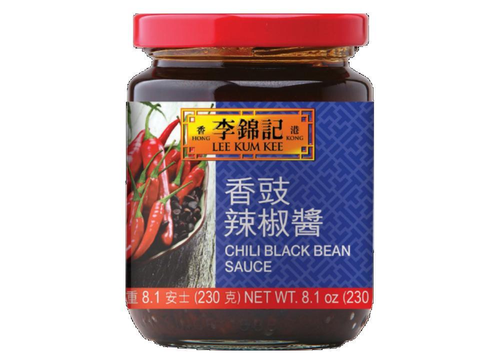 LKK Chili Black Bean Sauce