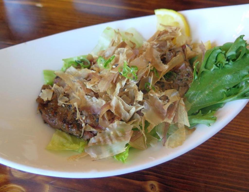 A Tataki of Beef