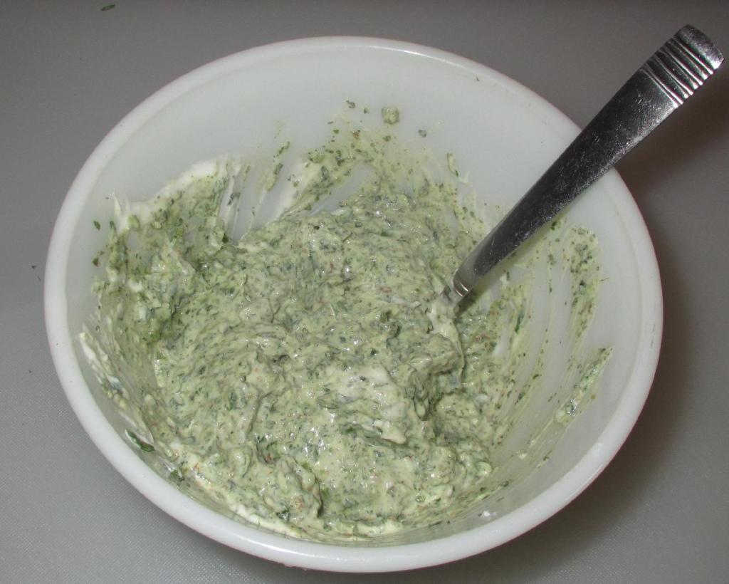 Yoghurt based Masala Marinade
