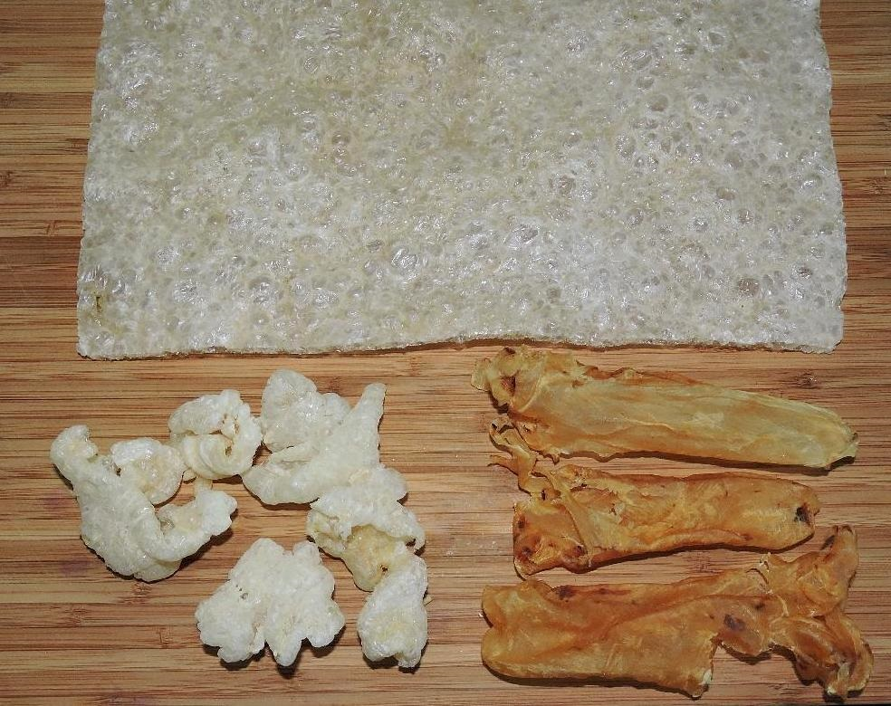 Fish Maw or 魚肚 – An Introduction
