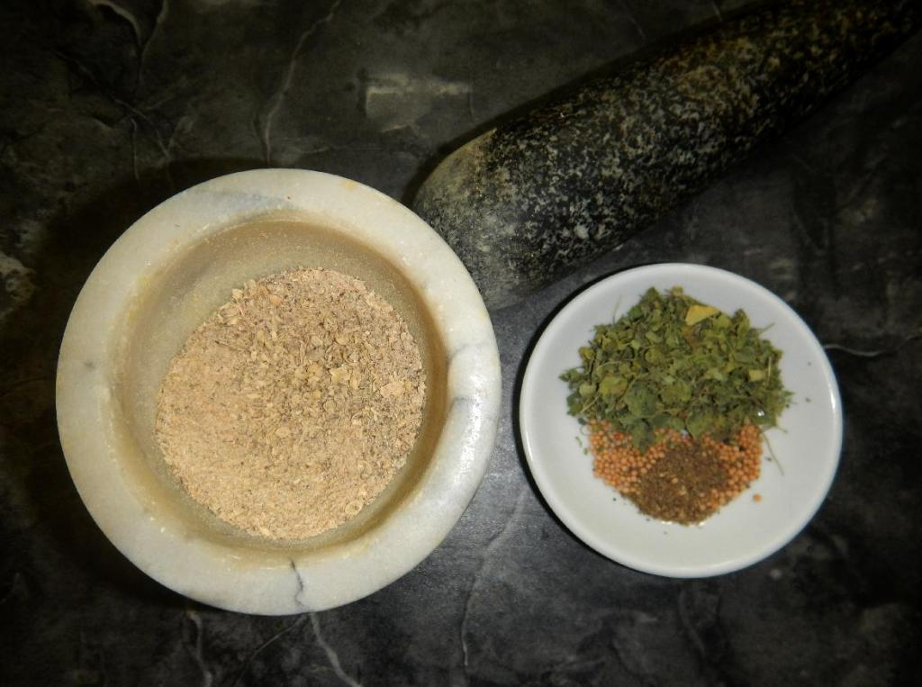The Spices for Keema Pie