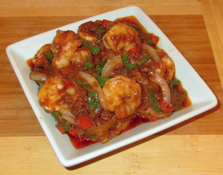 Triple Shrimp Sambal