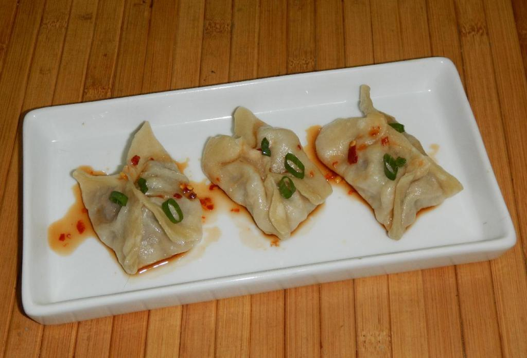 Beef and Sea Cucumber Dumplings