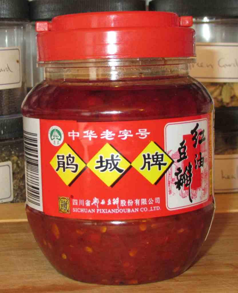 Sichuan Chili Bean Paste - 辣豆瓣酱