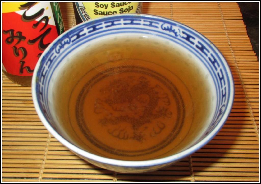 Kakejiru – Japanese Noodle Broth
