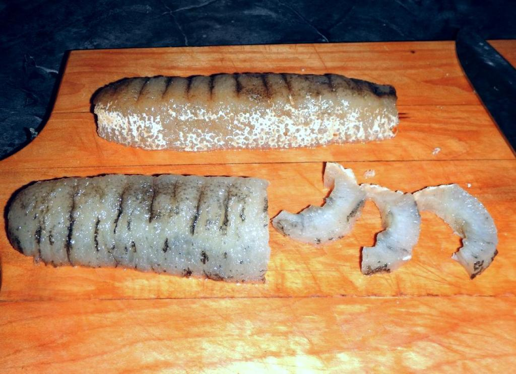 Reconstituted Sea Cucumber