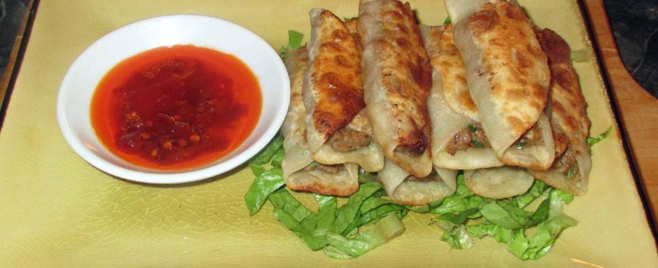 Xian Market Lamb Dumplings