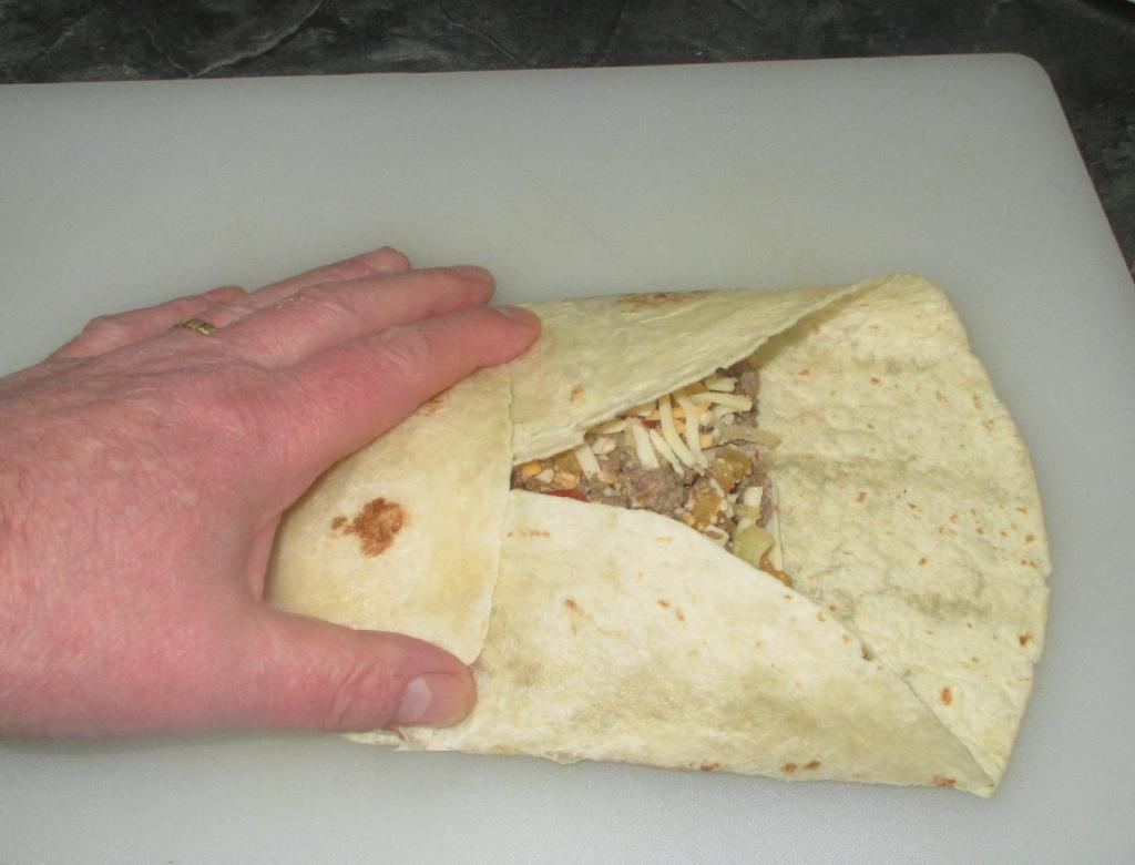 Folding a Murtadilla