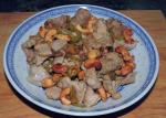 Pork with Green Chili and Cashews