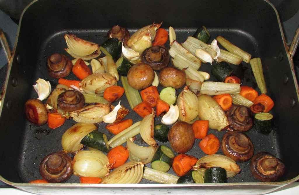 Caramelized Roast Vegetables