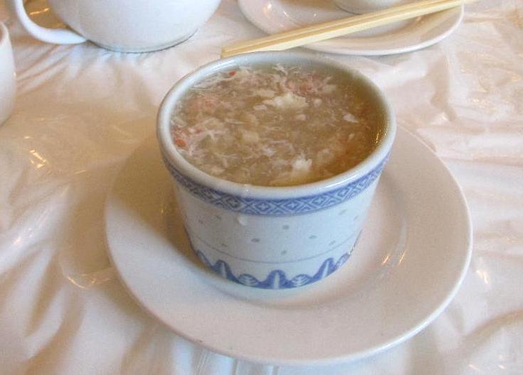 Shark Fin Soup at Keung Kee